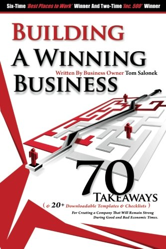 Building a Winning Business